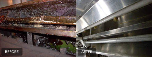 Grease Exhaust Hood